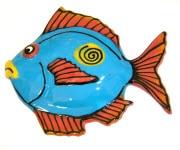 fishfunkyflounder3dturquoise